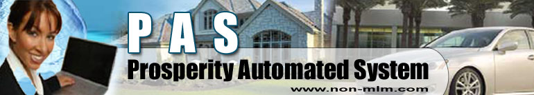PAS - automated home business online...